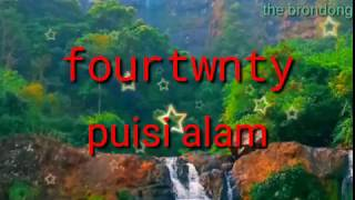 Fourtwnty - puisi alam (MP3)