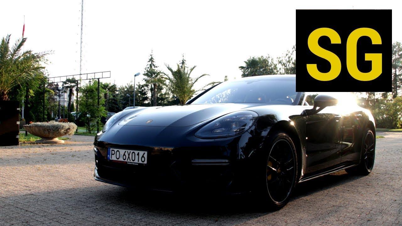 2017 Porsche Panamera 4S Diesel – #14 SAMO GĘSTE