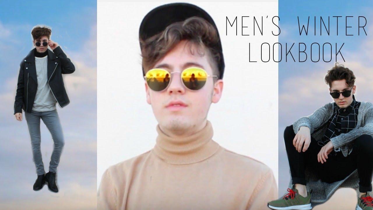 Men's Winter Lookbook 2016