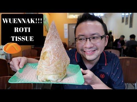 Enak! Roti Tissue   Murtabak Beef   Plain Thosai   India Delights