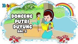 Dongeng Putri Duyung - bag 3 - Bona dan Rongrong - Dongeng Anak Indonesia - Indonesian Fairytales
