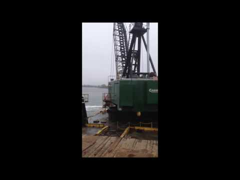 Cashman New Bedford Marine Commerce Terminal Dredging
