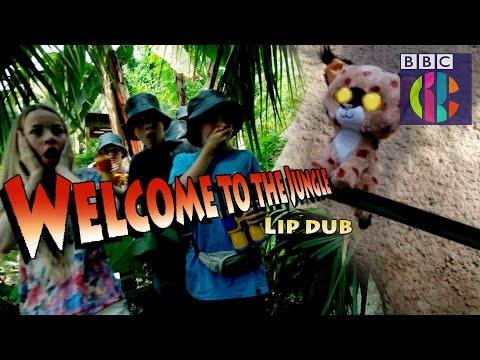 Welcome to the Jungle! | Lip dub | CBBC