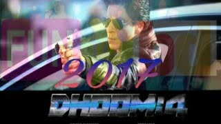 Dhoom4 Trailer Official Shahrukh khan & Sany Leyon 2017!