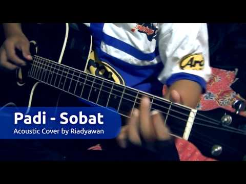 Padi - Sobat (Short Acoustic Cover by Riadyawan)