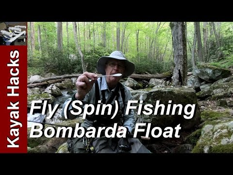 fly-fishing-with-a-spinning-rod---using-the-bombarda-float