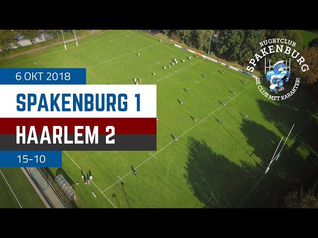 RC Spakenburg 1 - Haarlem 2 | 15-10 | 4K