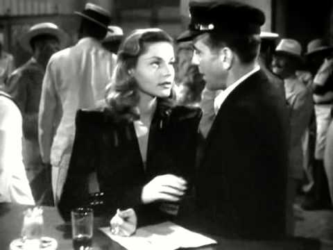 Humphrey Bogart /& Lauren Bacall To Have And Have Not