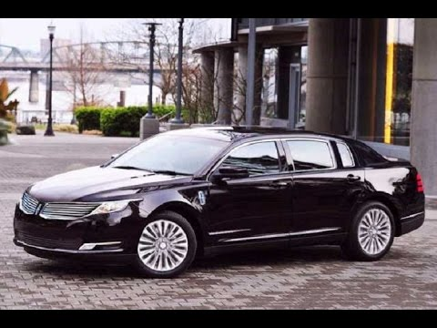 2018 Lincoln Town Car Youtube