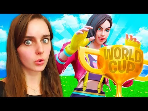 Fortnite's WORST player tries to qualify for World Cup and then...