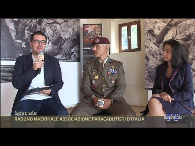 Speciale - Raduno Nazionale Associazione Paracadutisti d'Italia