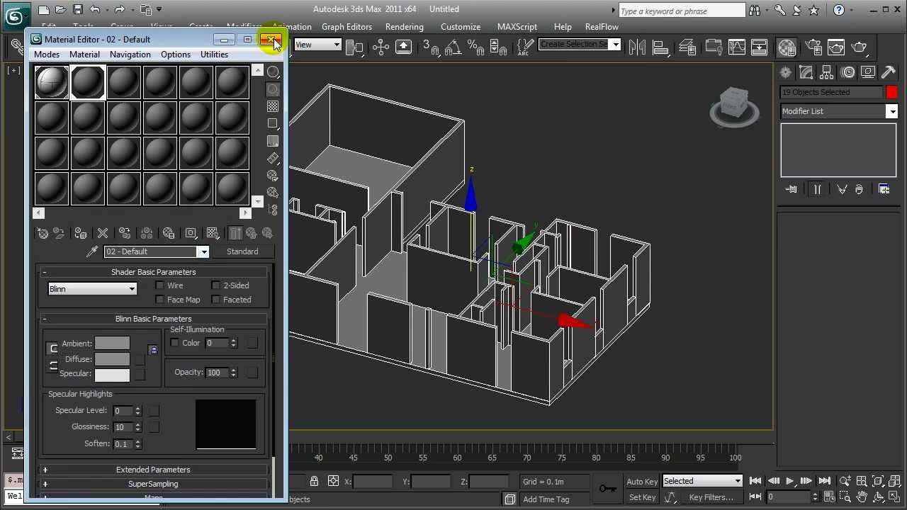 3ds max basico creacion de un apartamento youtube for Planos estructurales pdf