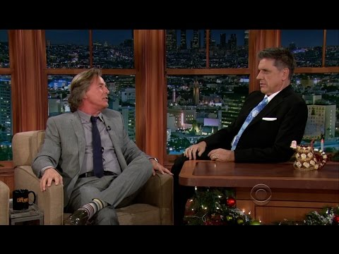 Late Late Show with Craig Ferguson 12/18/2012 Don Johnson, B