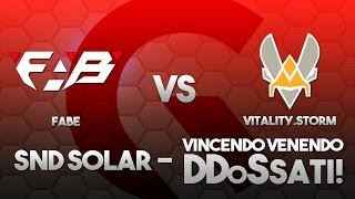 fabE vs Vitality.Storm - Gfinity Tournament: SnD Solar - Vincendo Venendo DDoSsati!