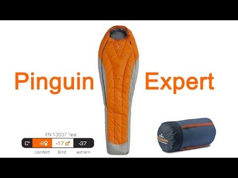 Pinguin Expert vintersovepose