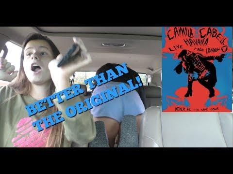 CAMILA CABELLO - HAVANA (Live From London) REACTION