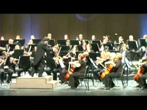 """Mahler - Symphony #1 in D major """"Titan""""performed by the Victoria Symphony Orchestra"""