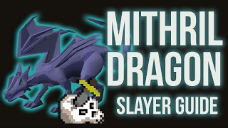 Mithril Dragons Guide OSRS - Melee Setup w/ Defender (Sep 2018)