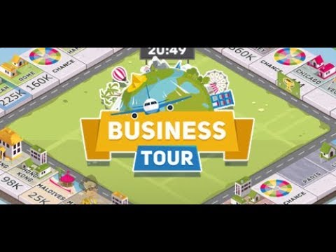 Business Tour - Online Multiplayer (Glitches, Potential Hacker)