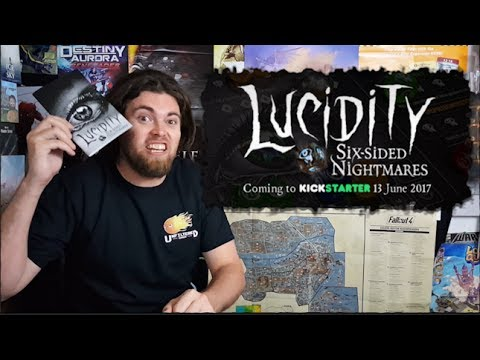Lucidity - Kickstarter Board Game Review