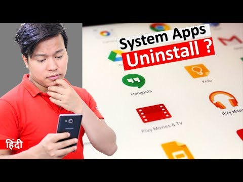 System Apps Uninstall With Root & Without Root ? It Is Possible To Delete Preinstalled Apps