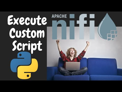How to Run Python Script Using NiFi | User NiFi ExecuteStreamCommand to Python or Any Script
