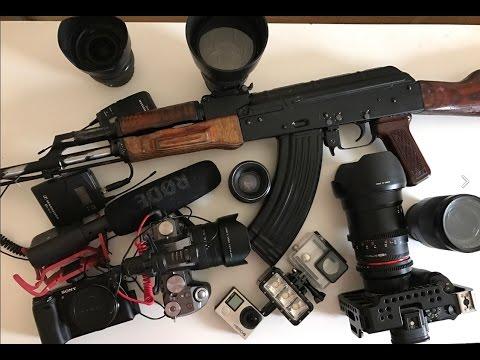Нищеблогер. Камера-свет-звук за 15 000 рублей.