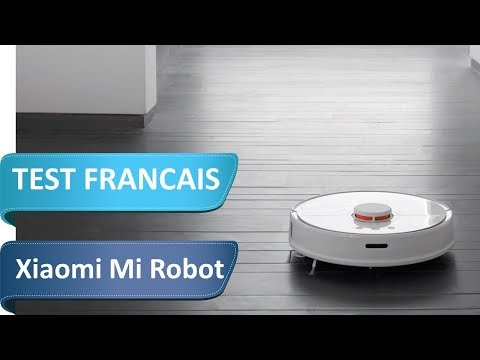 test fr du xiaomi mi robot le meilleur aspirateur robot. Black Bedroom Furniture Sets. Home Design Ideas