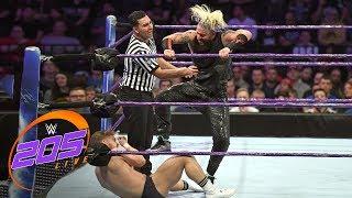 Tyler Bate vs. Enzo Amore: WWE 205 Live, Nov. 7, 2017