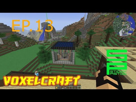 voxelcraft----13----final-episode-and-epic-solar-panel