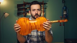 Cremona SV-600 Violin Review