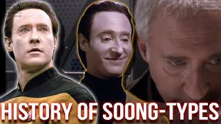 The SOONG-Type Androids