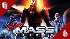 Mass Effect - Zusammenfassung der Geschehnisse