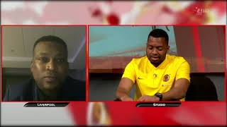 Thursday Night Live - Itumeleng Khune on the magic couch