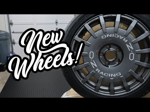 Focus RS Daily Gets Rally Racing Rims + Under Tray