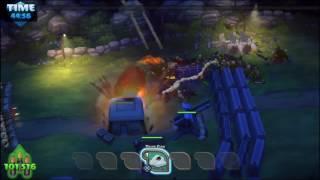 Guns Up! |CPU defend|lvl 28| 48Min | Best Base Layout