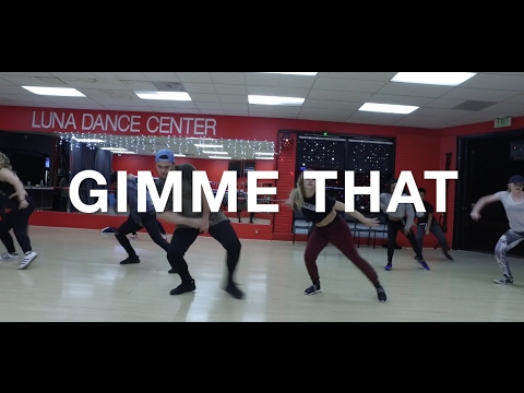 Gimme That  Chris Brown  Gage Wayne Choreography