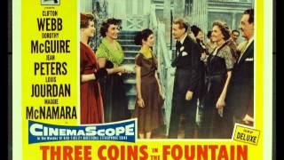Michel Legrand Orchestra - Three Coins in a Fountain