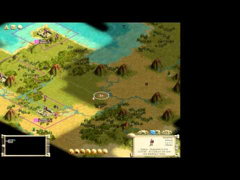 Let's Play Civilization III Complete - France - Episode I