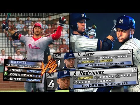 FACING AROD, DEREK JETER IN THE WORLD SERIES! BECOME A LEGEND EP. 9 - The Bigs 2 Gameplay