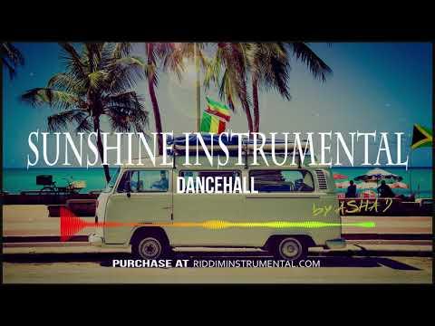 Dancehall Instrumental - Sunshine Instrumental - Ri By Asha D