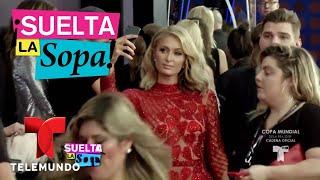 Paris Hilton en los iHeartRadio Music Award | Suelta La Sopa | Entretenimiento