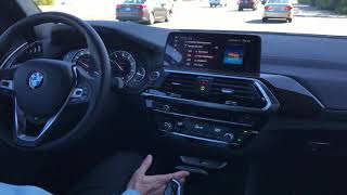 2018 BMW X3 40i - walkaround and test-drive