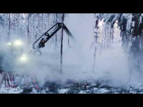 Machines forestières John Deere pour toutes les conditions