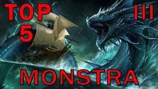 TOP 5 nejděsivějších filmových monster III
