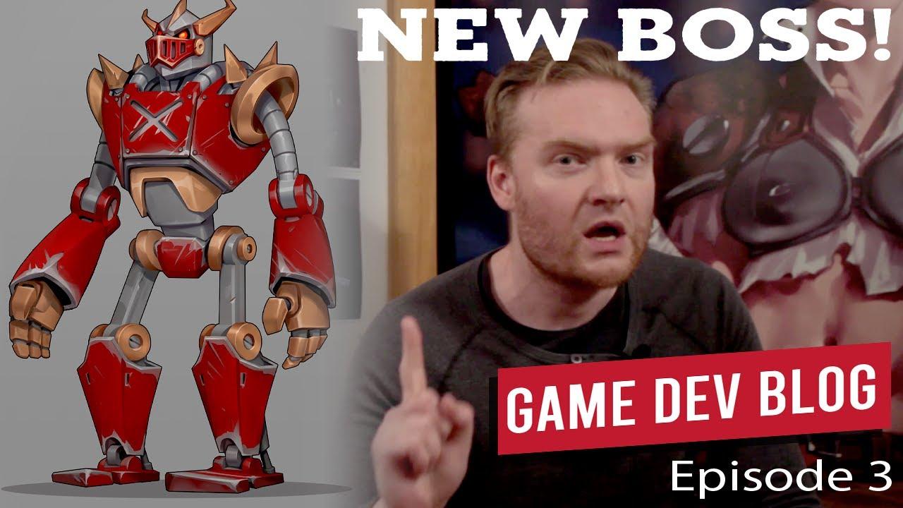 GameDev Episode 3 / Jan 17, 2021