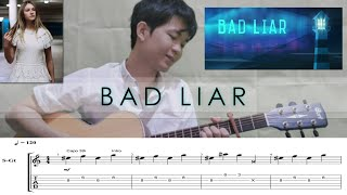 Imagine Dragons - Bad Liar | Finger...