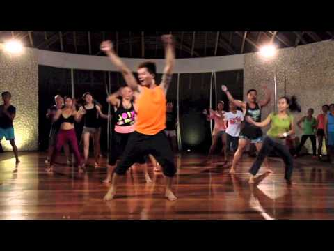 BoomShackALack Dance Fitness with Gio Plameran