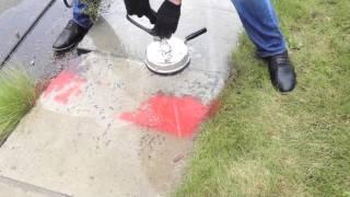 видео Очистка от граффити