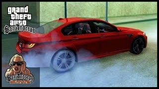 BMW M5 (F10) » Grand Theft Auto: San Andreas ᴴᴰ